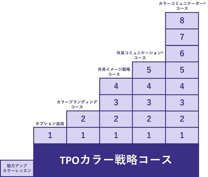 TPOカラー戦略コース