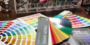 色の表示システム