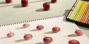 ファーバーカステルアカデミー「りんごの行進」