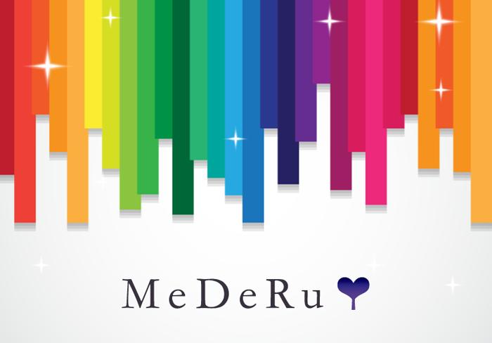 MeDeRu虹